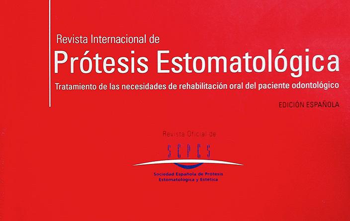 Revista Internacional de Prótesis Estomatológica