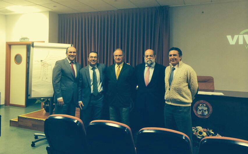 Curso de implatoprótesis de la Universidad de Sevilla
