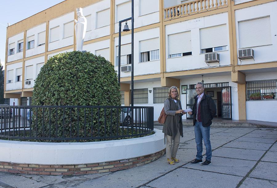 Donación de Clínica Enrile a la Ciudad de los Niños de Huelva