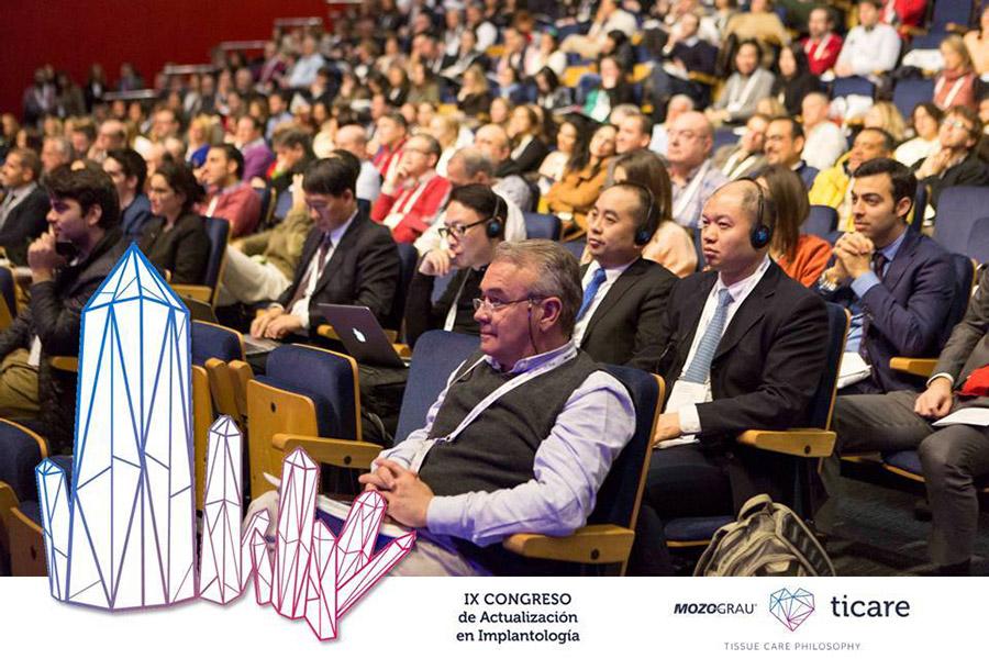Congreso de Implantología de Mozo-Grau