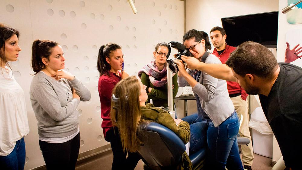 Curso de fotografía clínica odontológica