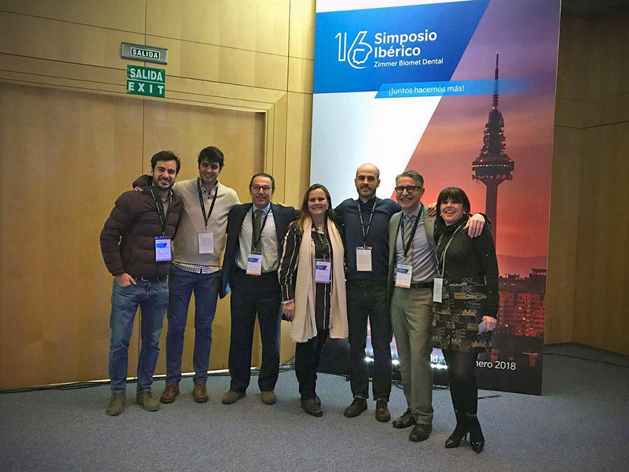 Los Dres. Enrile y Buitrago imparten un curso para higienistas en el XVI Simposio Ibérico
