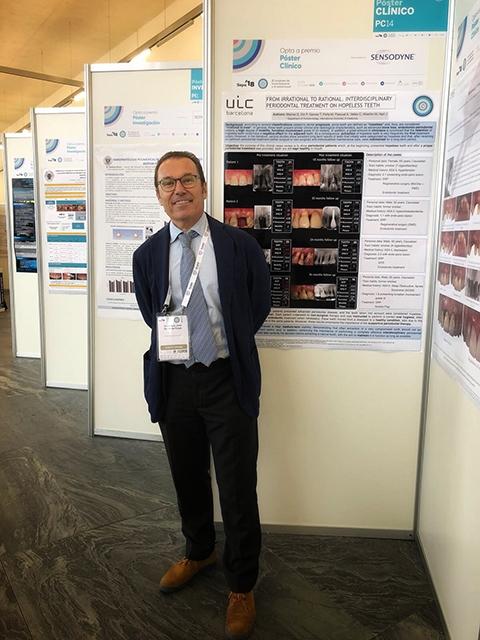 Dr. Enrile en SEPA Sevilla 2018