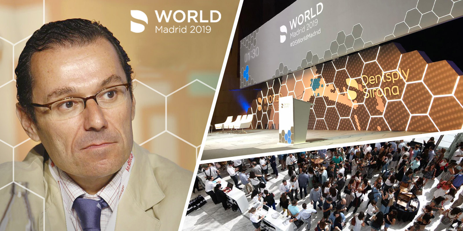 Ponencia del Dr. Enrile en DS World Madrid