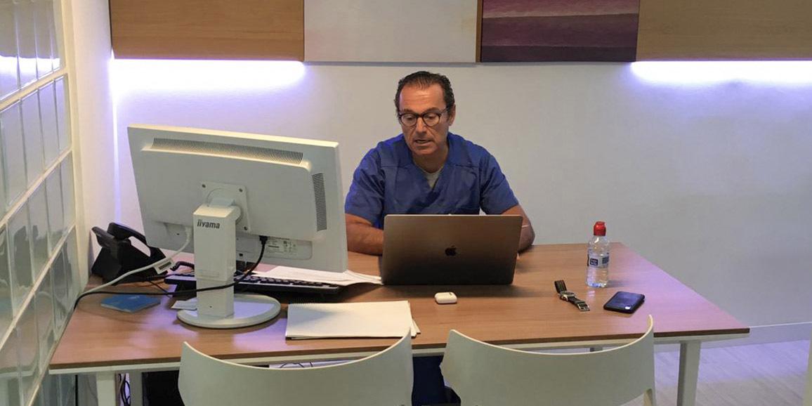 Seminario web sobre implantología avanzada