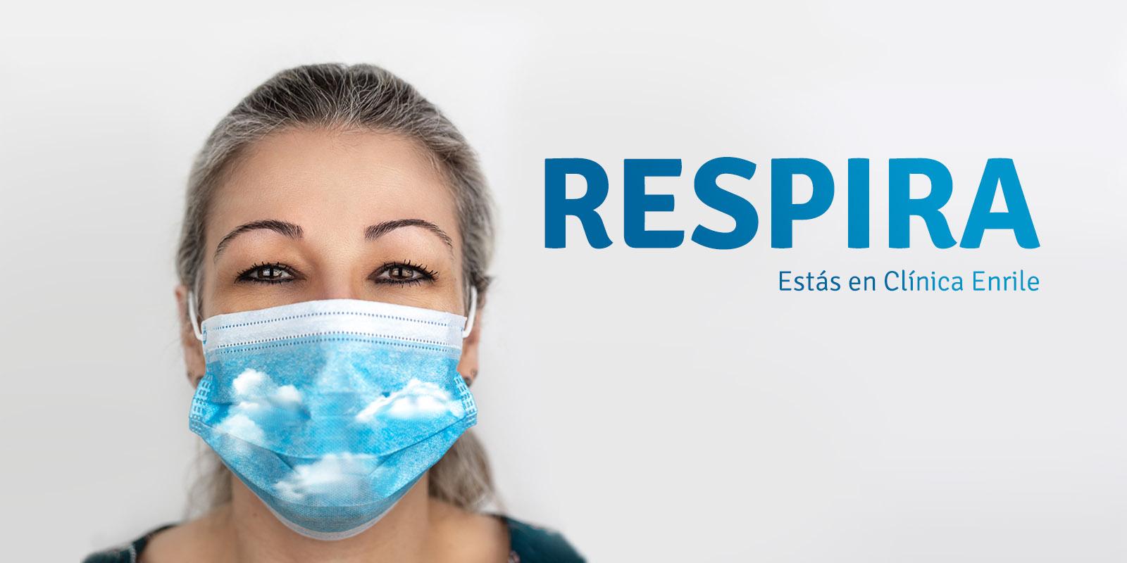 Respira. Estás en Clínica Enrile